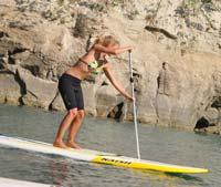 Buena Técnica de Remada, Paddle Surf