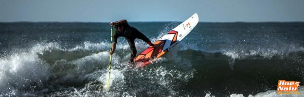 Tablas de SUP surf con shapes peculiares - Tando Kazuma
