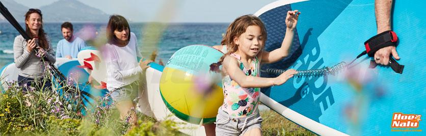 Disfruta del SUP en tus vacaciones