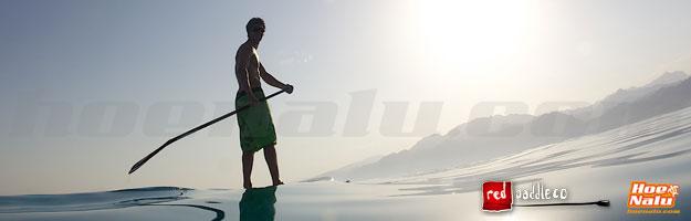 Protégete del sol durante tu sesión de Stand Up Paddle