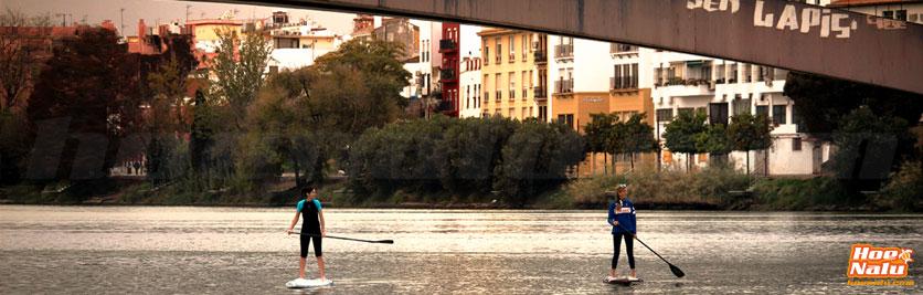 Haz paddlesurf en tu propia ciudad