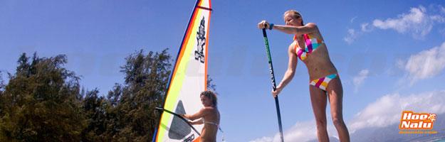 WindSUP es una forma diferente de disfrutar de tu tabla de PaddleSurf