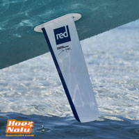 Orza retractil en la tabla Red Paddle Co Windsurf