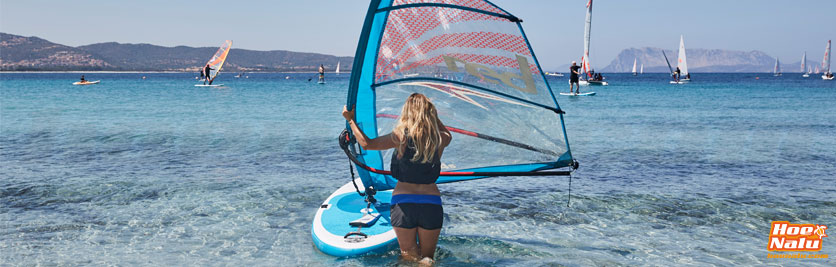 Red Paddle Co Windsurf 2018