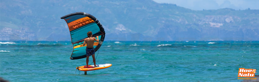 Review Naish Wing-Surfer