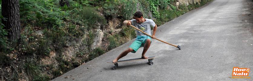 Como usar el landpaddle para entrenar SUP Surf