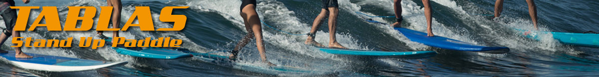 Tablas de Stand Up Paddle