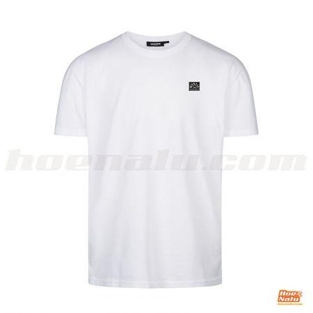 Camiseta Mystic Lowe Tee white front