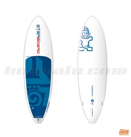 "Starboard SUP Wide Point 9'5""x32"" Starshot 2018"