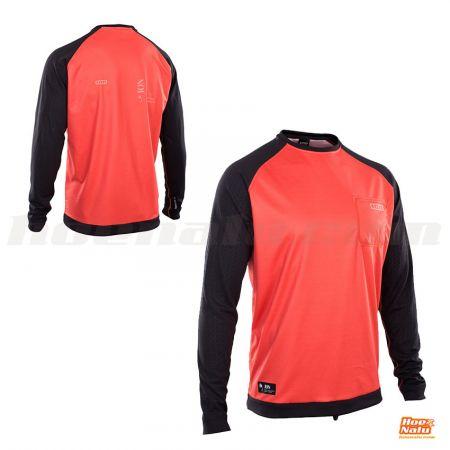 ION Wetshirt Men LS Red