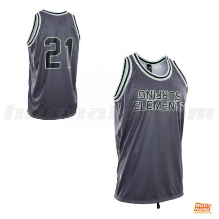 ION Basketball Shirt Gris