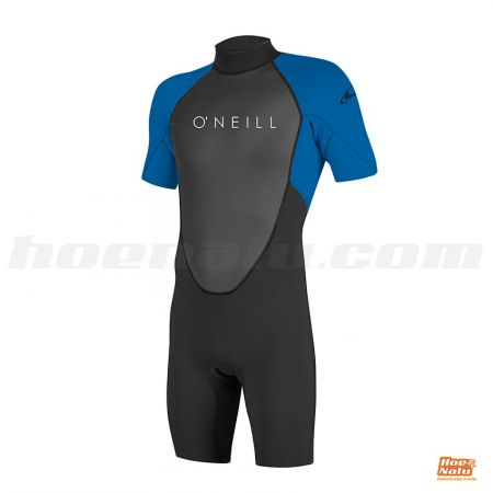 O'Neill Youth Reactor-2 2mm Back Zip S/S Spring Ocean front