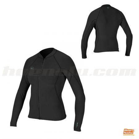 O'neill Women Reactor-2 1.5mm Front Zip Jacket