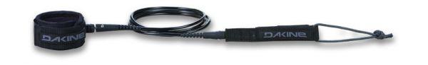 "Leash DaKine Pro Comp 5'x3/16"" Irons Black"