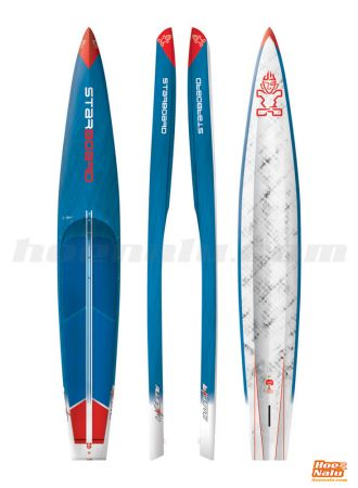 "Starboard SUP 14' x 24.5"" All Star Carbon Sandwich"