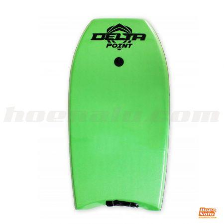 Bodyboard Delta Point Verde