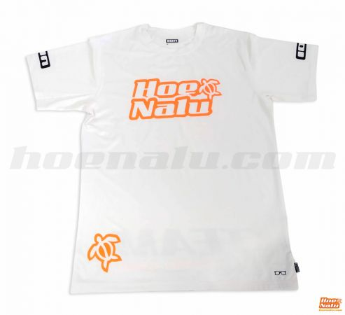 HoeNalu Team Technical T-Shirt front