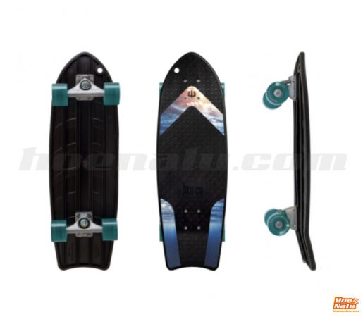"""SurfSkate Bureo """"The Ahi"""" 27"""" Ocean Grip"""