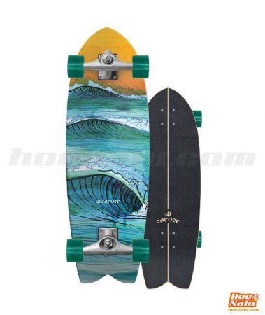 "SurfSkate Carver 29.5"" Swallow"