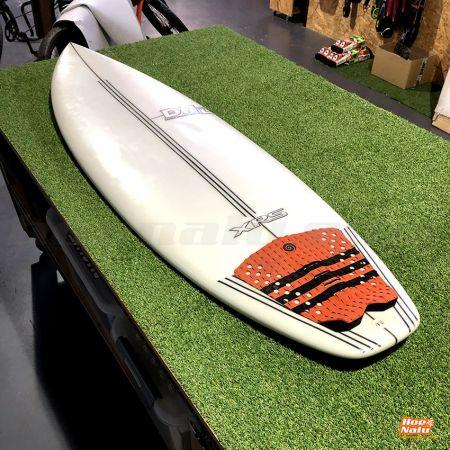 """DHD Surfboard XRS Slim 5'9"""" - Seminueva"""