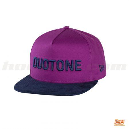 Duotone Bold Cap Purple Front
