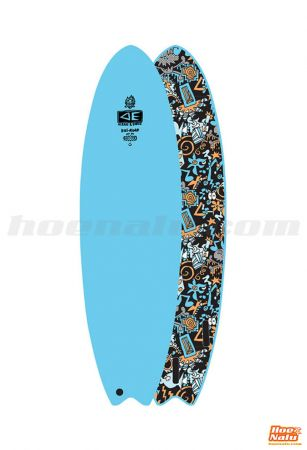 Ocean & Earth One Hippy Skull Ezi Rider Softboard