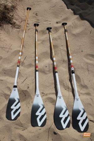Fanatic Bamboo Carbon 50: Fijo, ajustable y 3 piezas