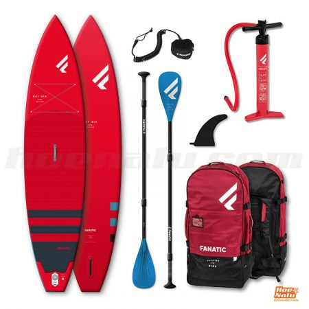 Pack Fanatic Ray Pure Air Red