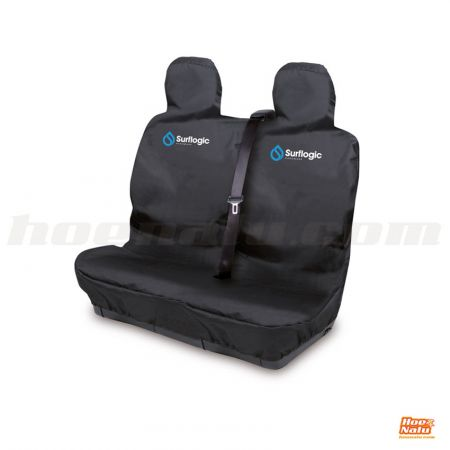 Surflogic double seat cover