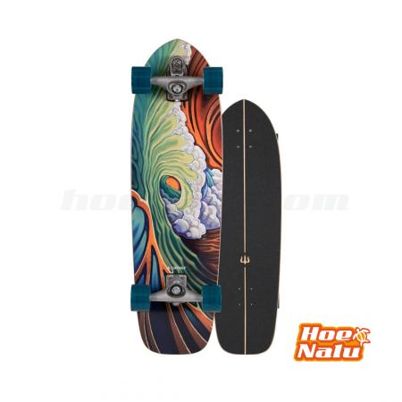 "SurfSkate Carver 33.75"" Greenroom Completo"