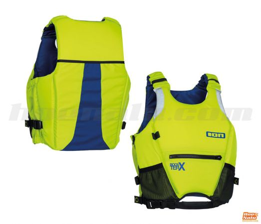 Chaleco ION Booster X Vest Lime