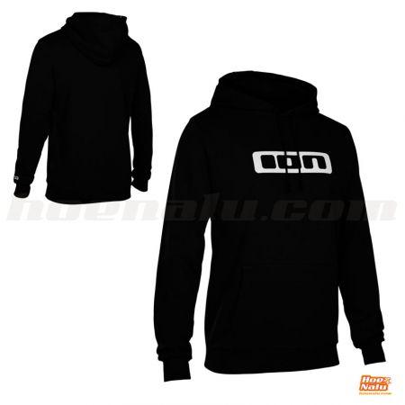 ION Logo Hoody Negra
