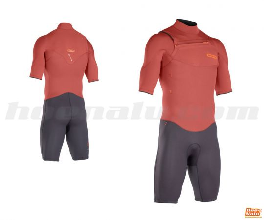 Neopreno ION Onyx Core Shorty SS 2/2 Red