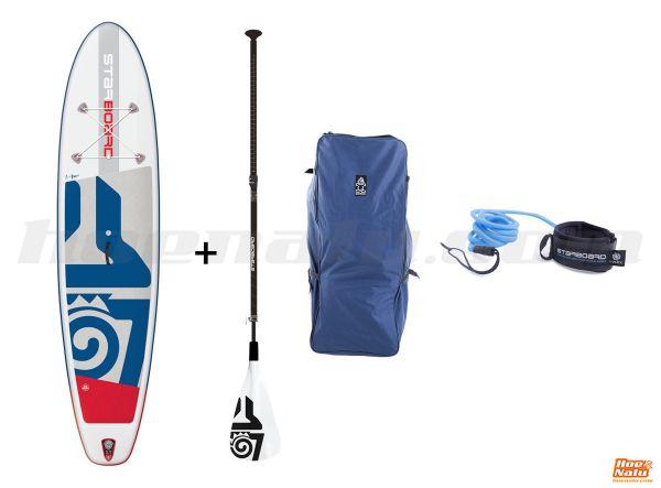 Pack Starboard SUP 11'2'' x 31'' iGO Zen Lite