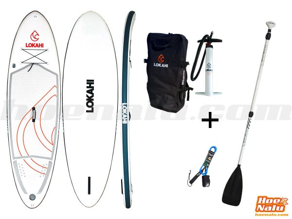 Pack Lokahi SUP WE 10' Crossover 2016