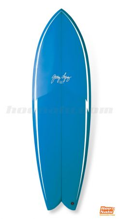 Gerry Lopez Something Fishy Quad-Fin