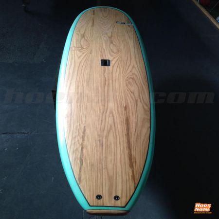 Precioso deck en madera