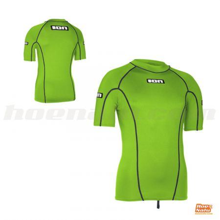 ION Promo Rashguard Men SS Green