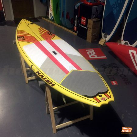 "Naish SUP Mad Dog 8'1"" Carbon Pro 2017 - Seminueva"