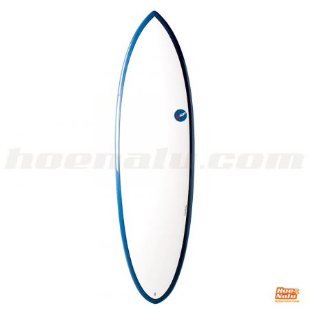 NSP Hybrid Short 6'6 Blue Elements