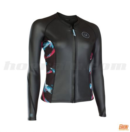 ION Neo Zip Top Women L/S 2/1 - Front