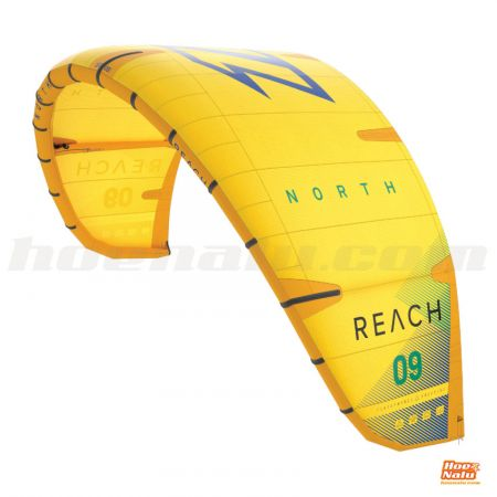North Reach Kite 2020 Yellow