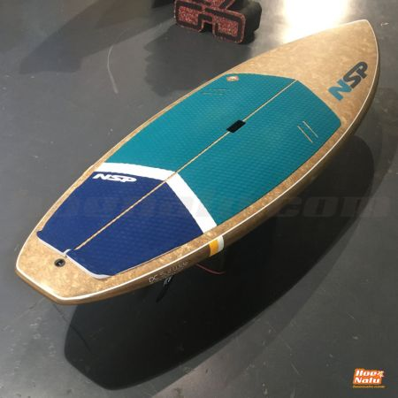 "NSP DC Surf Wide 8'7"" Coco Blue 2019 - Seminueva"