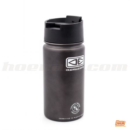 Ocean & Earth One Insulated Coffe Mug 350 ml. Black