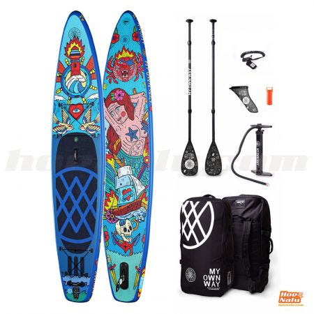 Pack Anomy 11'6 The Way of Asis Percales