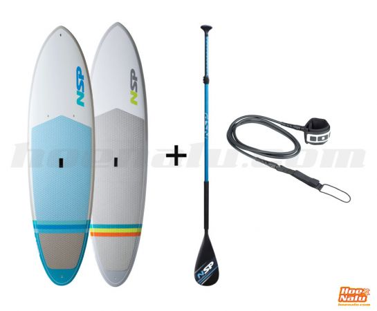 NSP Elements Allrounder SUP 10'6''