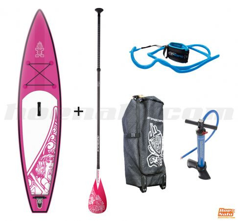 "Pack Starboard SUP Astro Paddle for Hope 11'6""x30"""