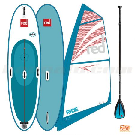 Pack Red Paddle Co Windsurf & Red Paddle Co Ride Rig 4.5 m