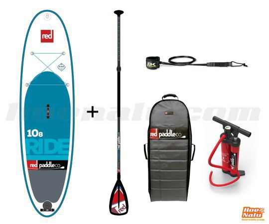 "Pack RedPaddle Co RIDE 10'8""x34"" 2016"