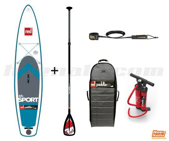 "Pack RedPaddle Co SPORT 12'6""x30"" RSS 2017"